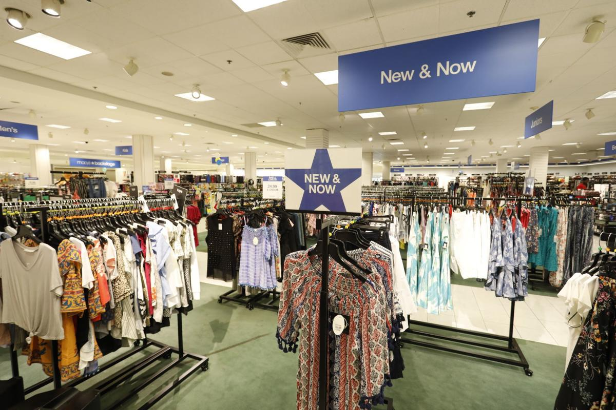 4fa37cd094f1 Retail column: Macy's revamping clothing lines; Kroger division has ...