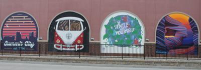 Murals at Jefferson Pointe