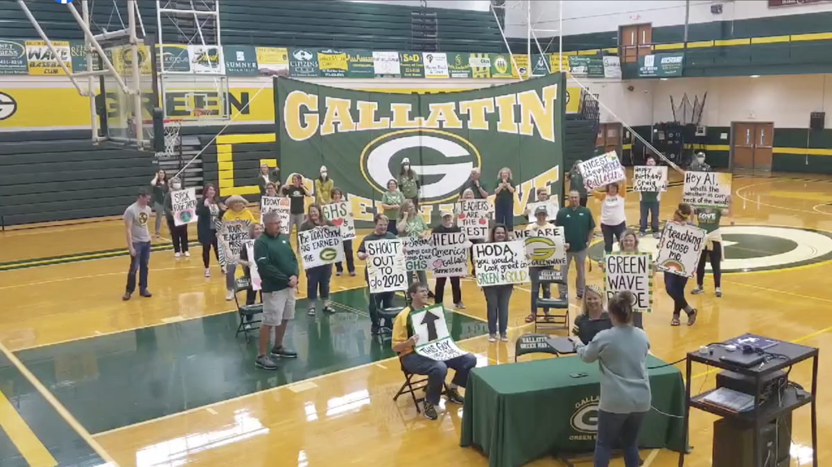 Gallatin High School Today Show.png