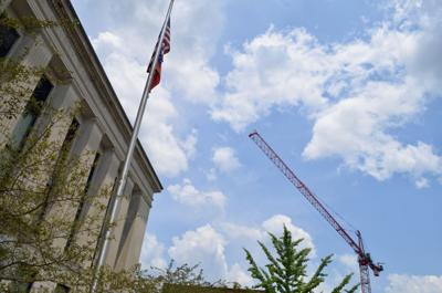 Sumner County Courthouse Construction