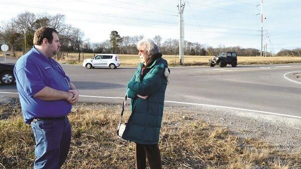 Residents want traffic signal at 'dangerous' intersection