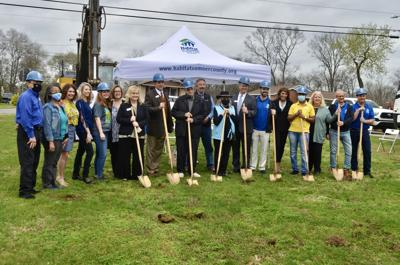 Pafford Place Groundbreaking