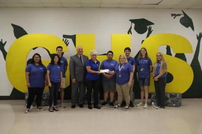 GHS students paying donation forward