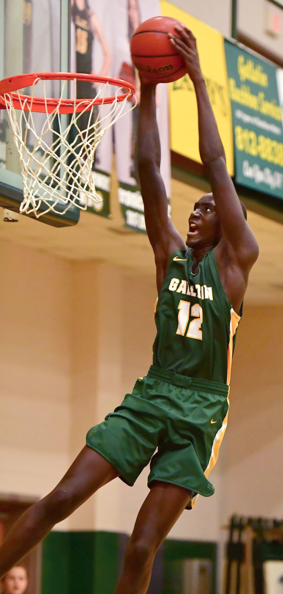 Gallatin's Zool Kueth is making a name for himself in the JUCO ranks, garnering 2nd Team All-KJCCC