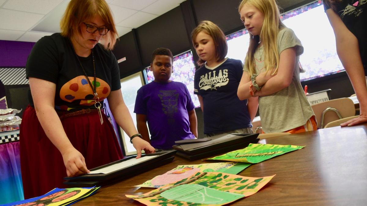 Union Elementary to hold art show in downtown
