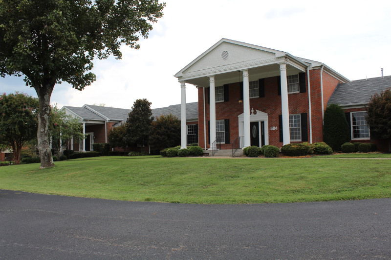 historic alexander funeral home building reopened under new