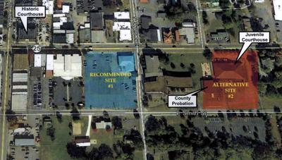 County, church to negate land deal for new courthouse