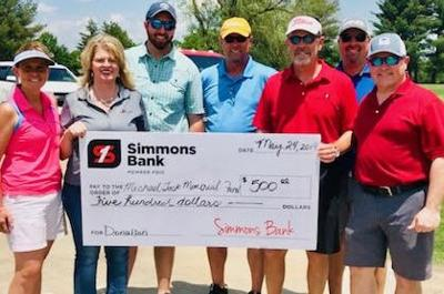 Simmons Bank golf
