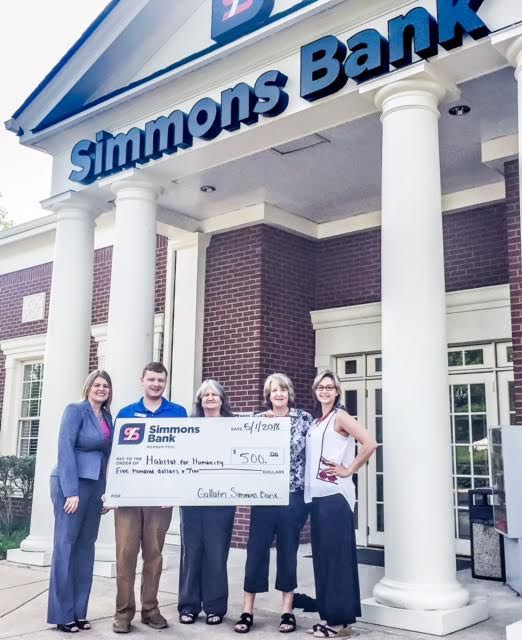 Simmons Bank Payday loans