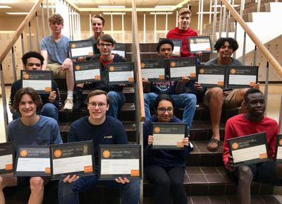 Students receive Microsoft Office certifications | Community