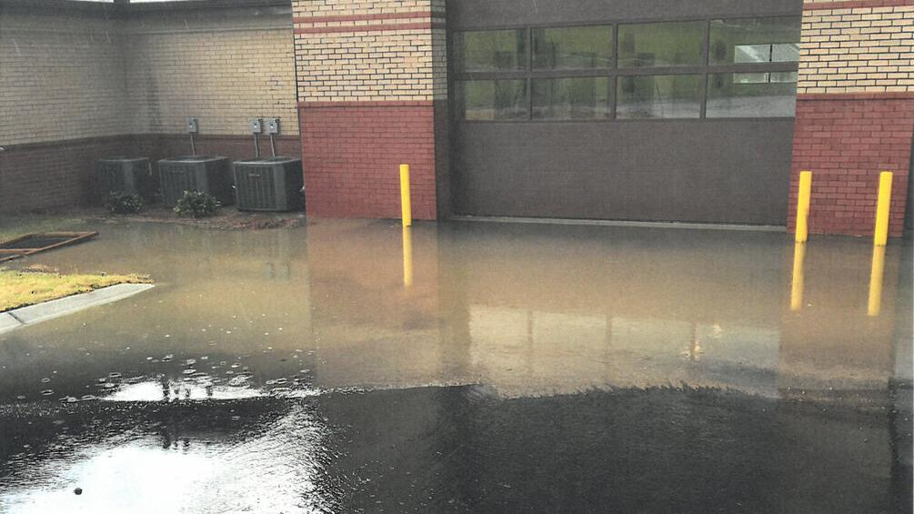 Fire hall flooding fix estimated to exceed $500,000