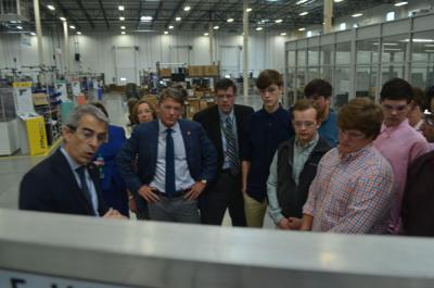 GHS students get special tour of Beretta   Community