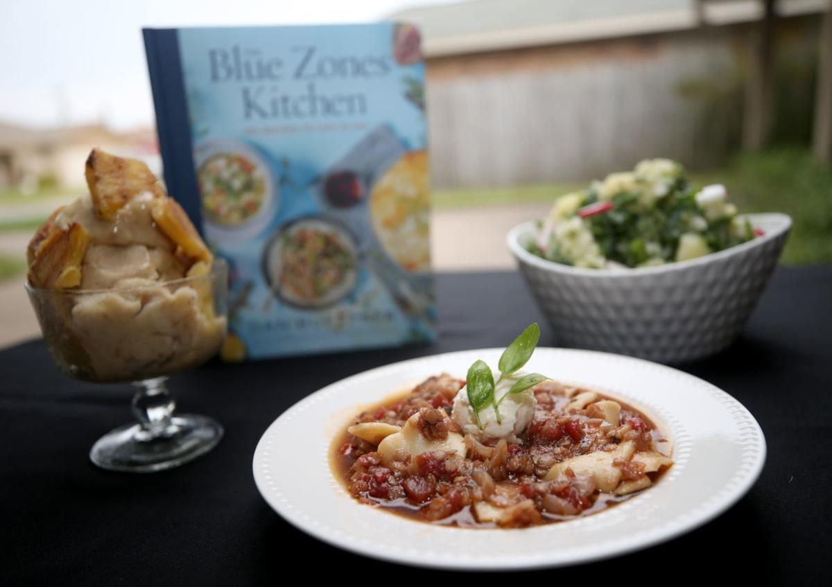 The Blue Zones Kitchen Cookbook Aims To Provide Healthier Eating Habits Food The Daily News