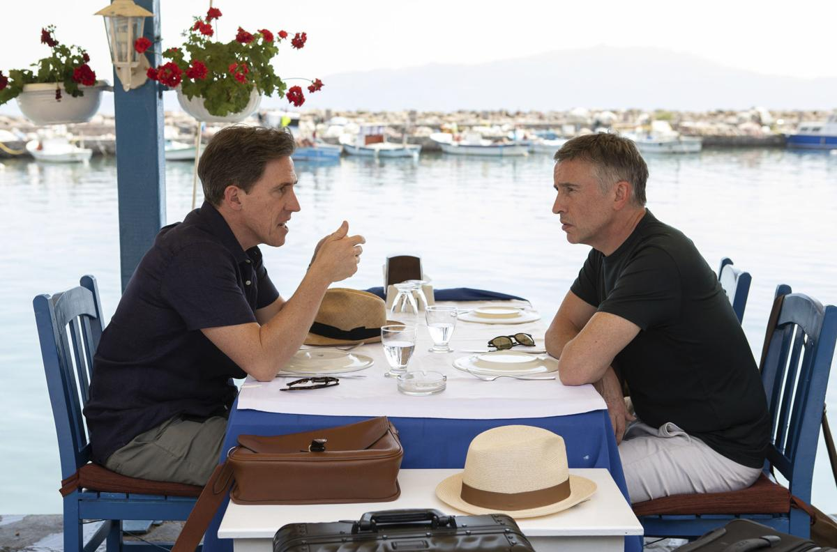Film Review - The Trip to Greece