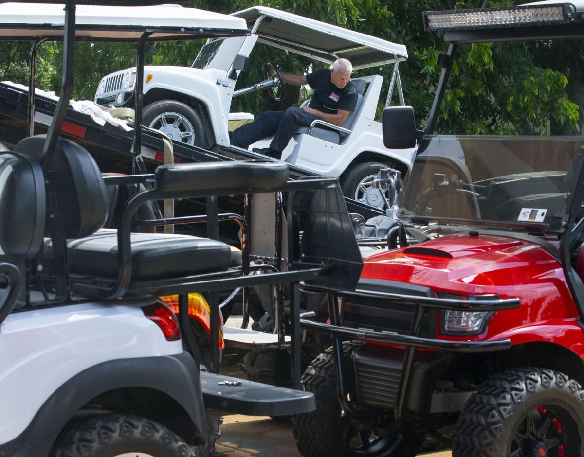 League City Golf Carts