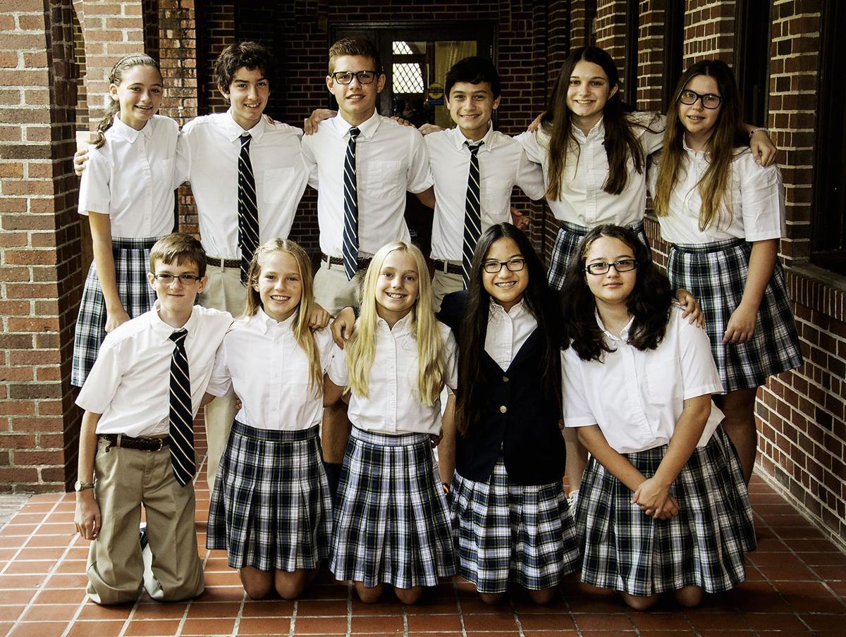 Trinity Episcopal School Duke Talent qualifiers