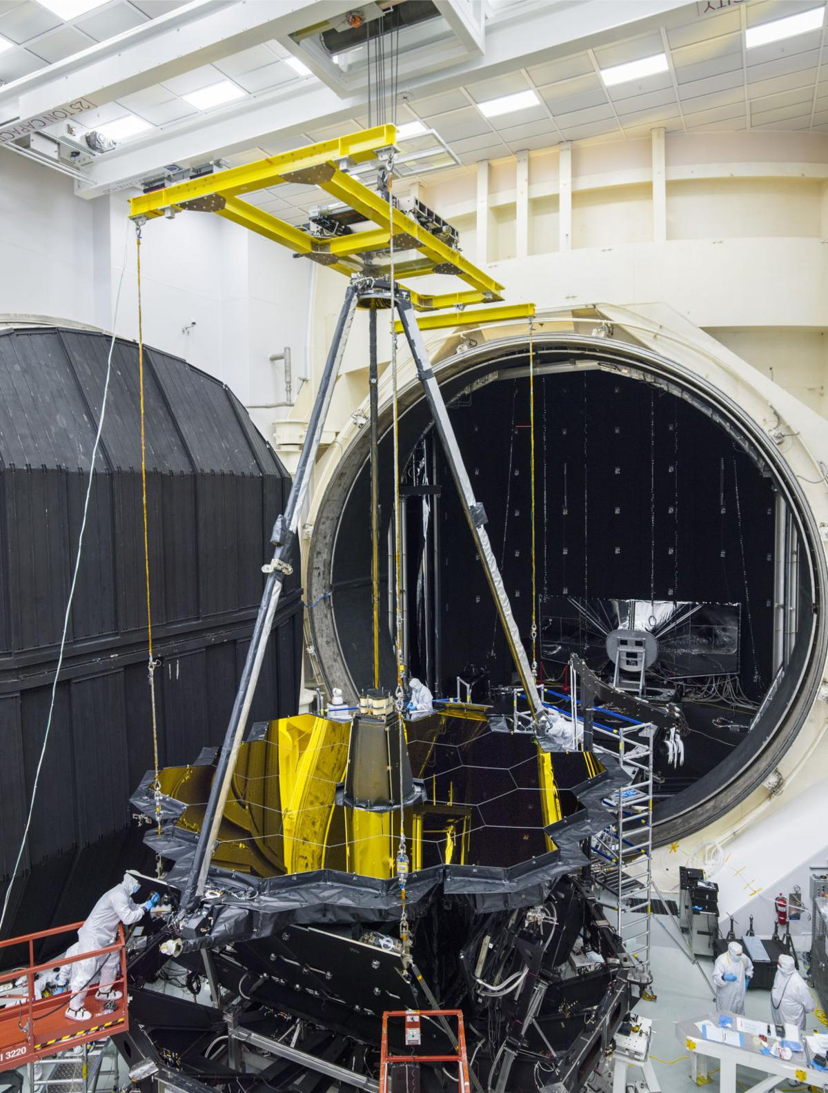 NASA James Webb Space Telescope