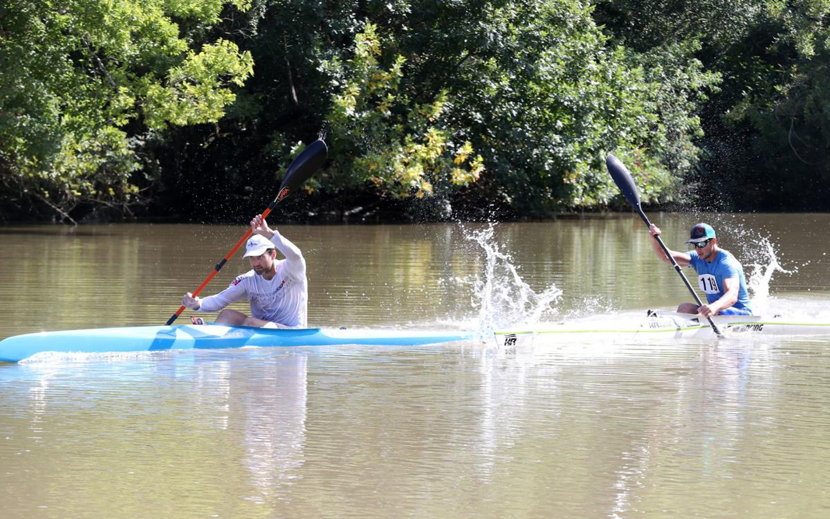 LC paddle race