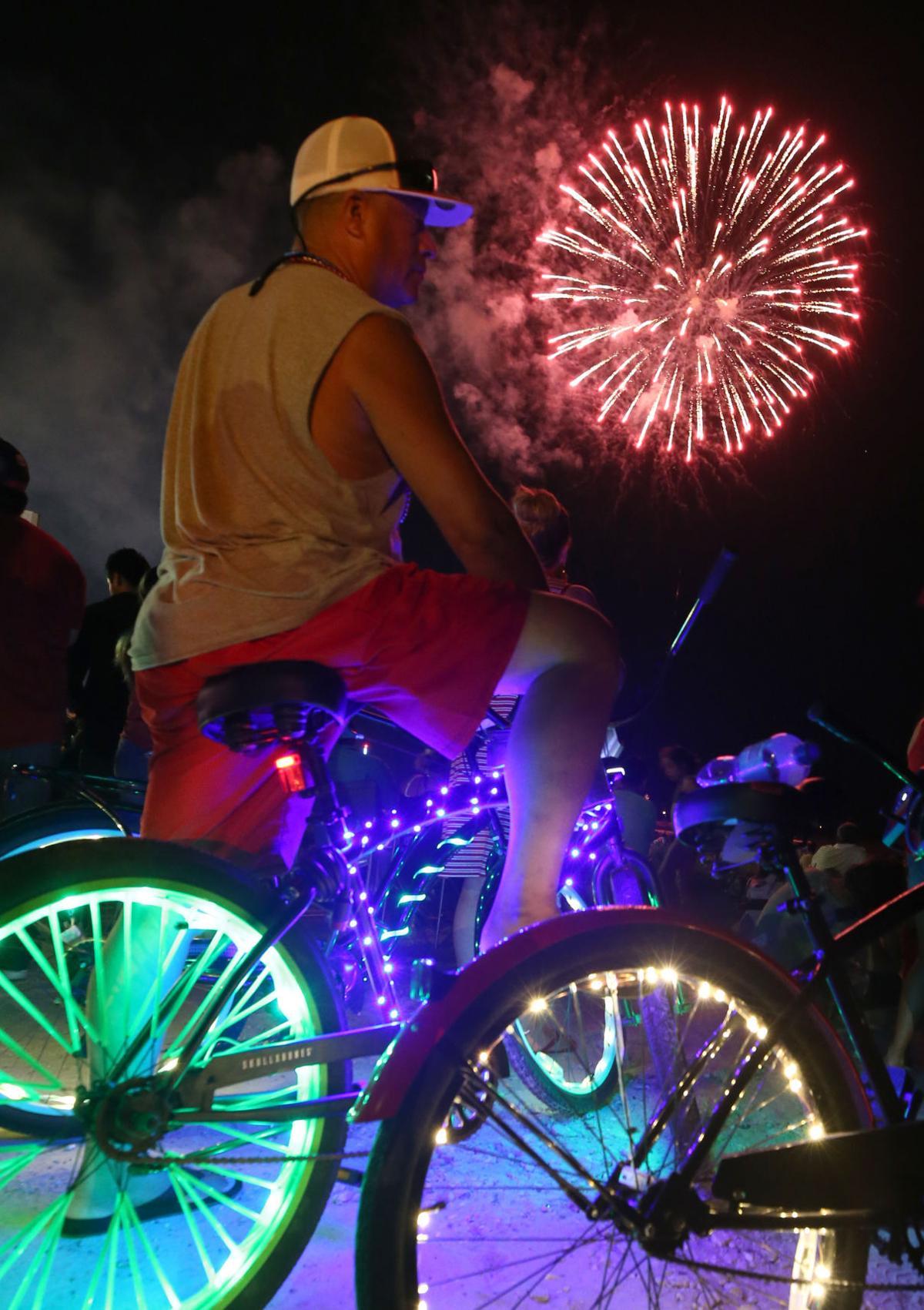 Galveston celebrates Fourth of July