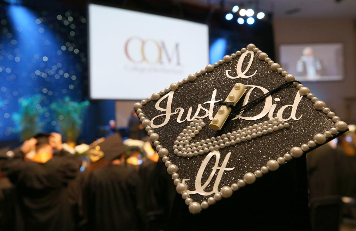 College of the Mainland 2018 Commencement