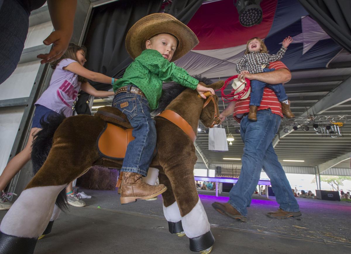 Galveston County Fair & Rodeo-Final Saturday