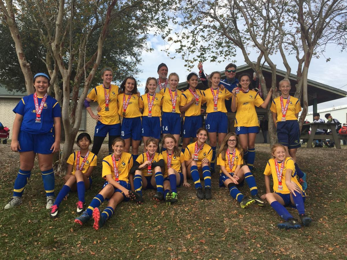 Girls 14U soccer team to compete at state