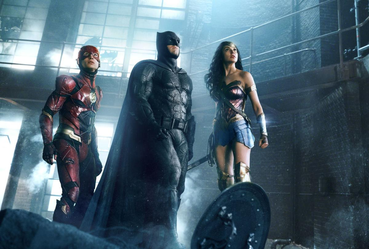 Film Review Justice League