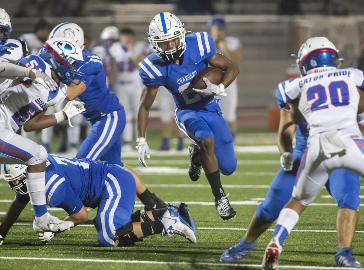Clear Springs vs Dickinson High School Football