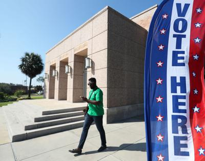 Voting in Galveston-Moody