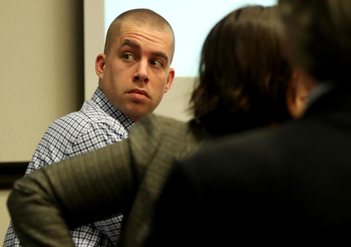 Capital murder trial