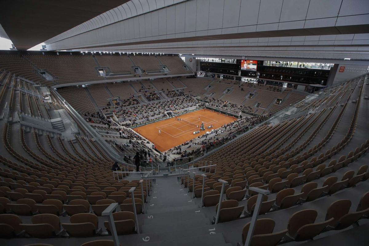Tennis French Open Delay
