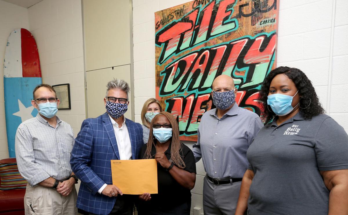 The Daily News donates to island organizations