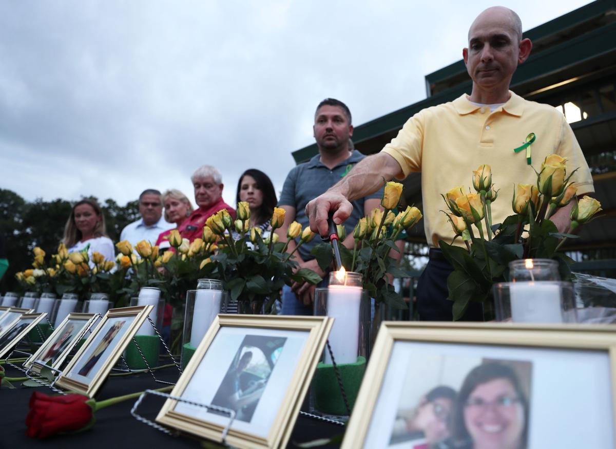 Vigil in League City
