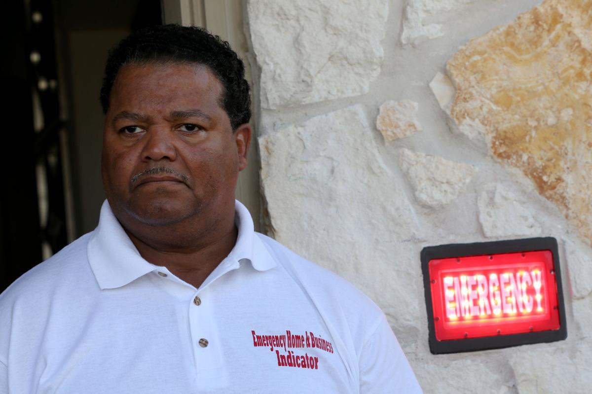 Former constable creates emergency alert