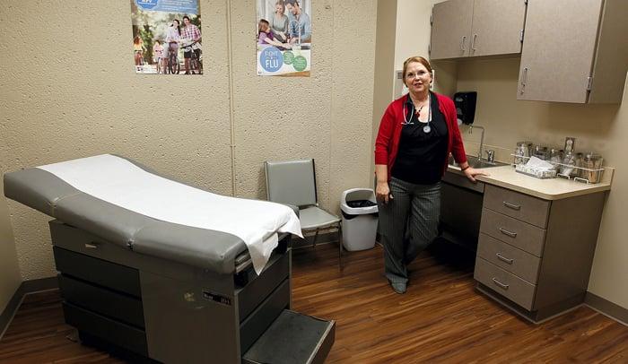 Discovery Health Teen Center Has 61
