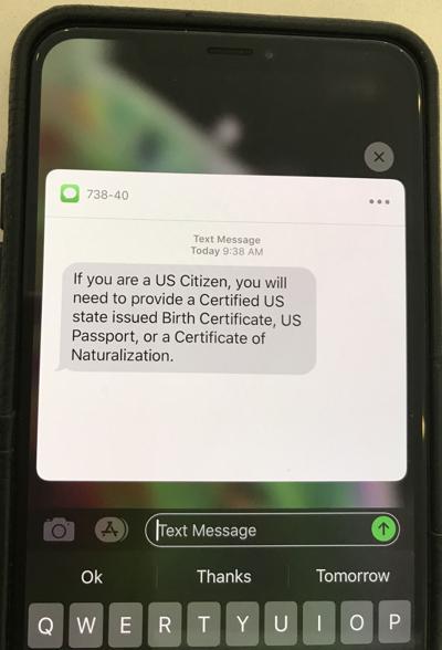 Election misinformation