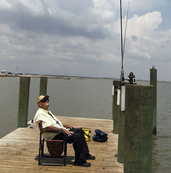 How to be a friend of galveston bay leisure the daily news for Texas city fishing