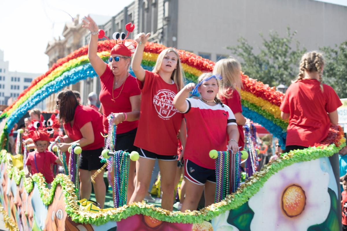 Lil Shrimps Parade