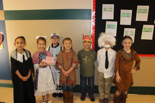 From biography parades to the National History Day competition ...