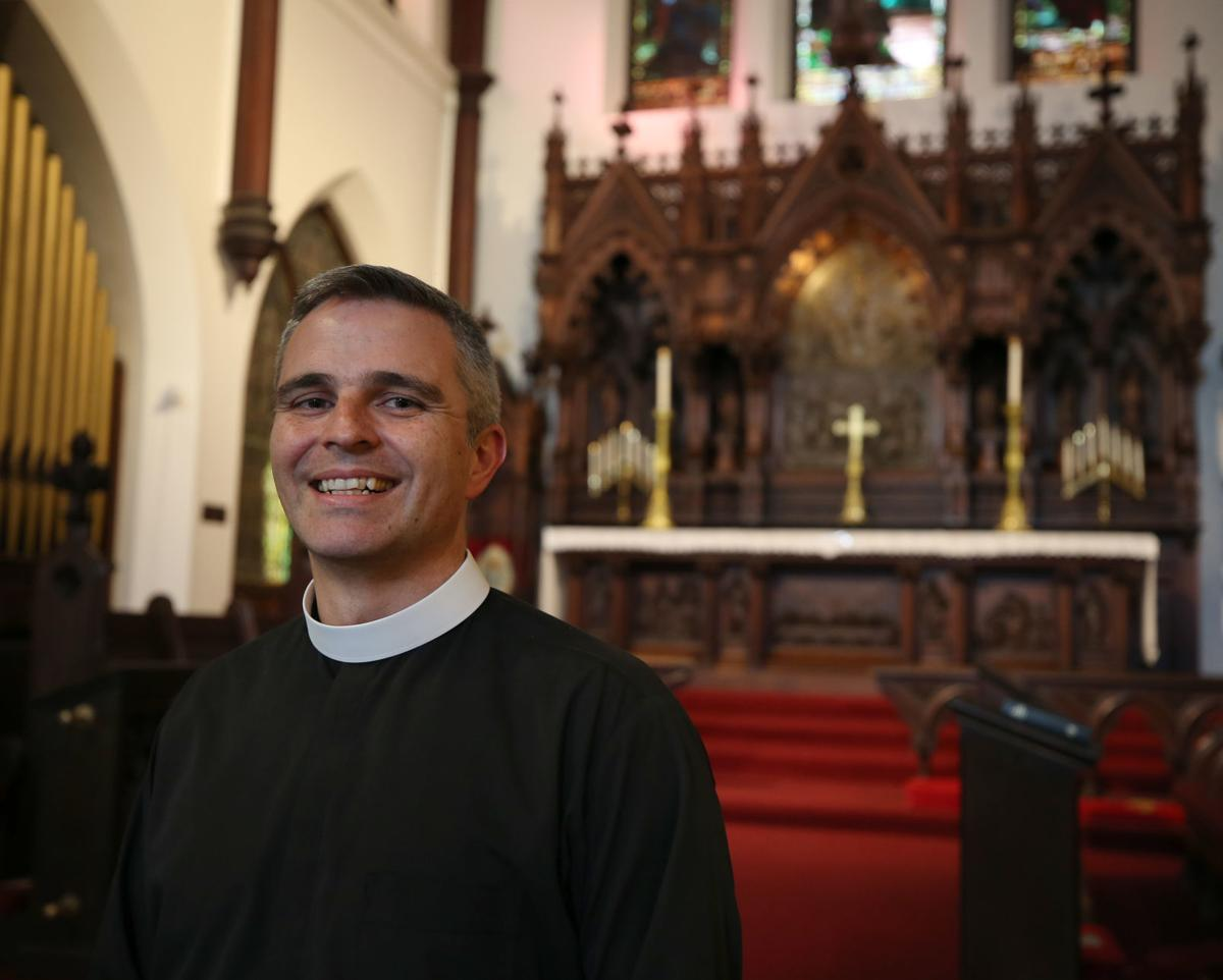 Galveston's Grace Episcopal Church gets new leader