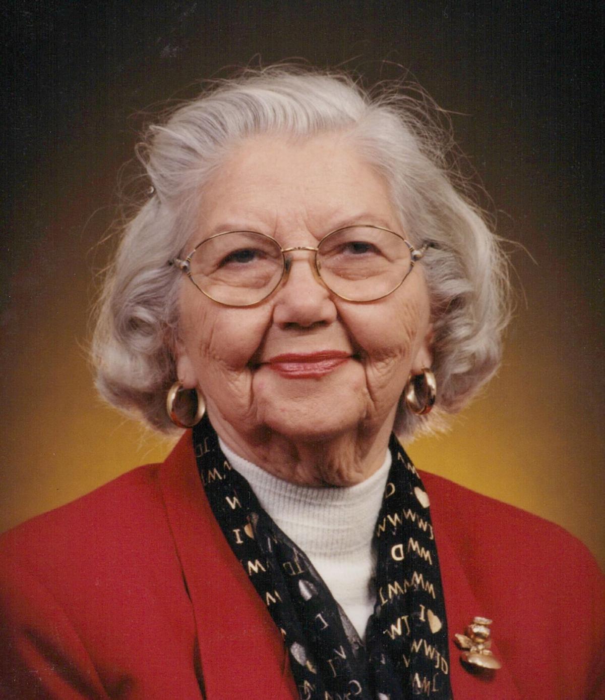 """Marian Elizabeth """"Betty"""" Dunn"""