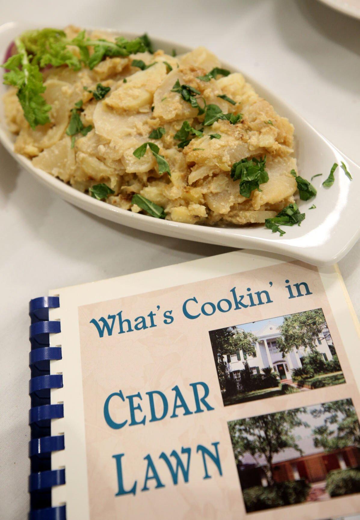 Rosenberg Library cookbooks
