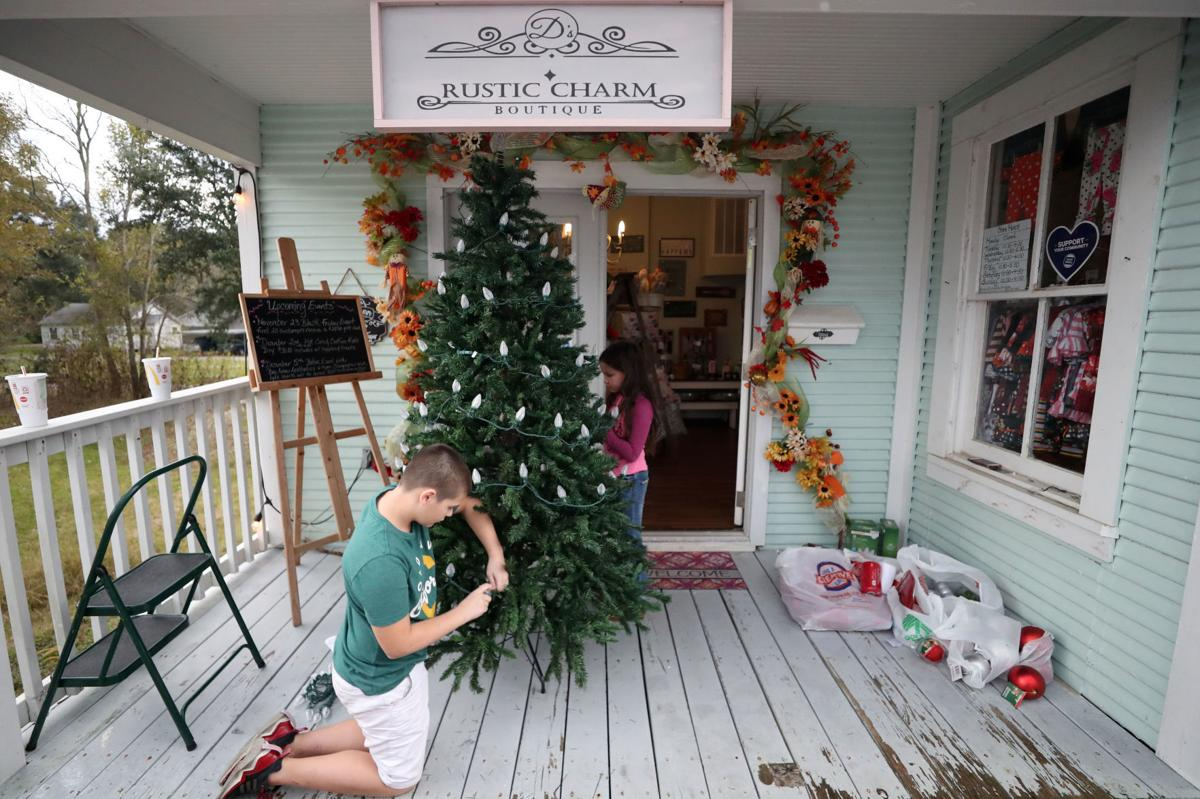 Local businesses prepare for holidays