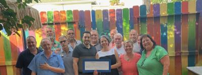 Galveston chapter of Texas United Charities gives back