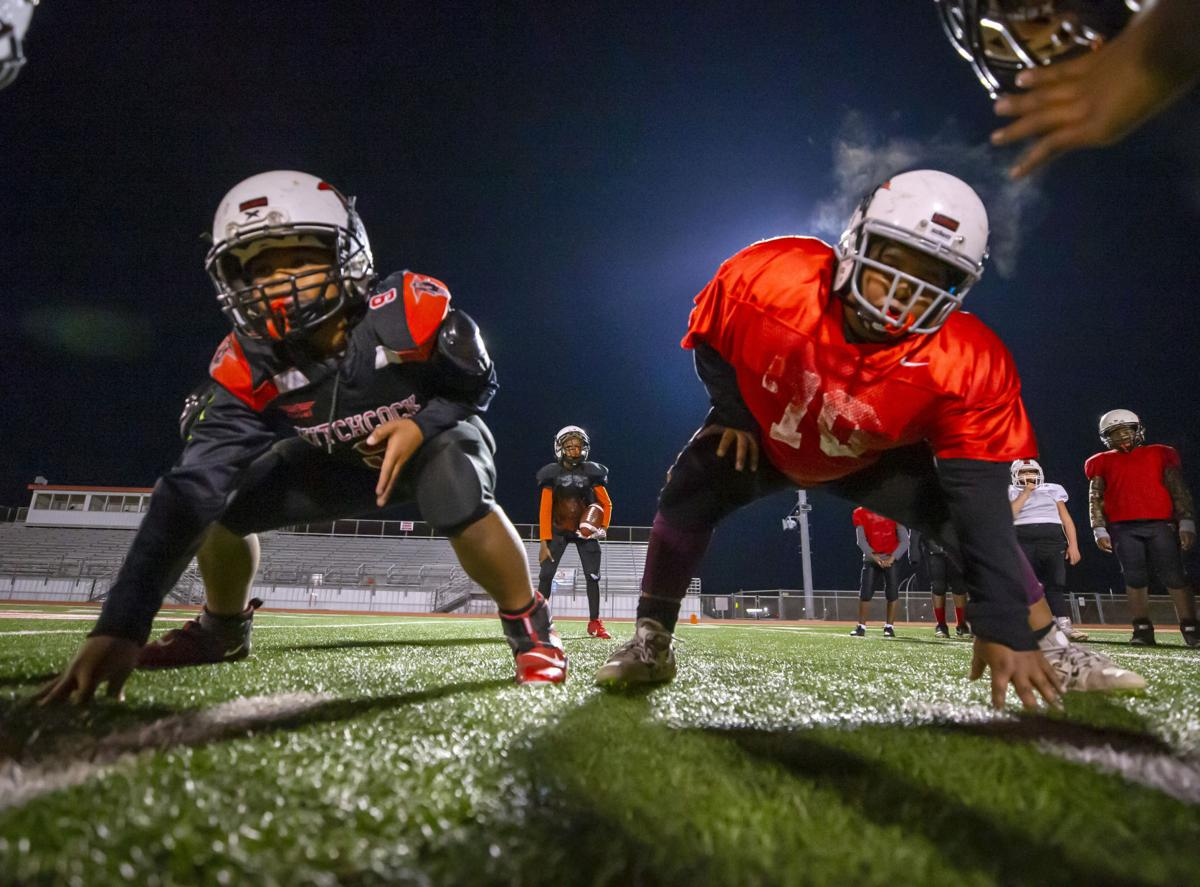 Hitchcock Red Raiders Youth Football