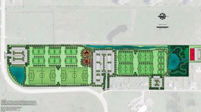 Sandhill Crane Soccer complex