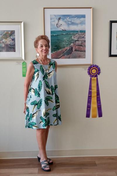 Art league announces fall art winner