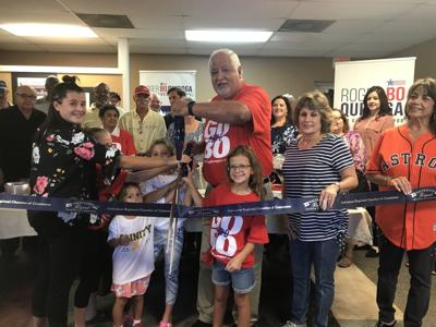"""Roger """"Bo"""" Quiroga's campaign office joins chamber"""