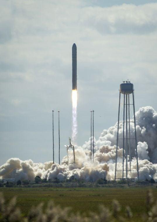 Orbital's Cygnus headed for space station