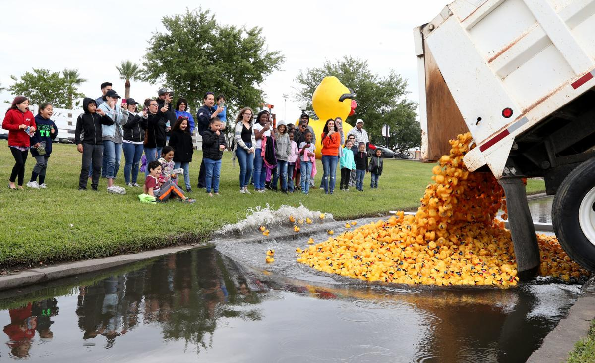 Texas City Independent School District Foundation for the Future's 11th annual Duck Derby